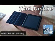 """Review: iPad 2 Tasche """"Hamburg"""" von Kavaj - YouTube"""