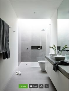 http://www.houzz.com.au/photos/27688502/the-robinson-lubelso-by-canny-contemporary-bathroom-melbourne large format porcelain tile