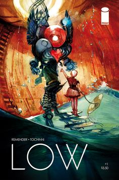 Low n°1 - Art & cover by Greg Tocchini