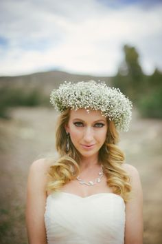 Boho High Desert California Wedding  |  The Frosted Petticoat