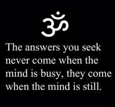 Yogas citta vritti nirodhah