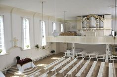 Image result for interior of moravian church