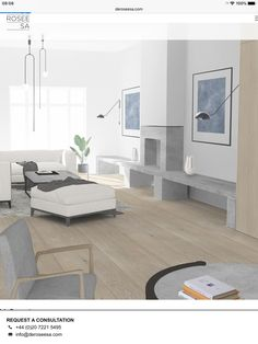 Contemporary, Living Room, Rugs, Home Decor, Farmhouse Rugs, Decoration Home, Room Decor, Home Living Room, Drawing Room