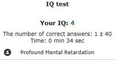 Test Your Iq, Mental Retardation, Memes, Meme