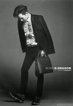 G-Dragon for J. Estina in High Cut Magazine Vol.136