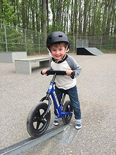 Strider - 12 Sport Balance Bike, Ages 18 Months to 5 Years Jdm, Bike With Training Wheels, Push Bikes, Balance Bike, Striders, Sports Models, Ride On Toys, Kids Bike, Rubber Tires