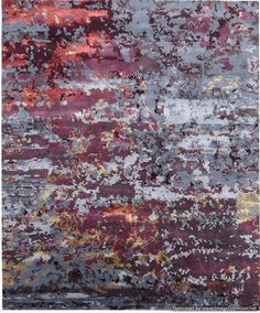 RUG-EMPORIUM available contemporary 2015 rugs on Behance Hand Knotted Rugs, City Photo, Contemporary, Abstract, Spring, Behance, Artwork, Painting, Collection