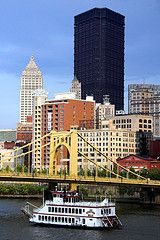 Pittsburgh - Allegheny River View
