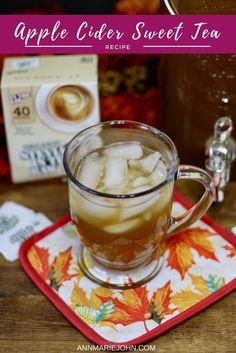 Apple Cider Sweet Tea