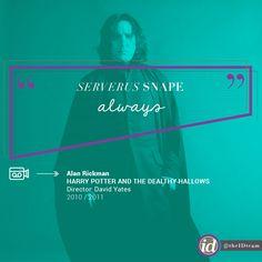 J.K. Rowling reveals how she gave Alan Rickman a major clue about Snape's character... http://mashable.com/2016/01/18/jk-rowling-alan-rickman-snape-clue/#BuSLSQZjXuq8 #HarryPotter | #HarryPotterFans | #HarryPotterWorld | #HarryPotterMovies | #HarryPotterBooks | #Always | #SeverusSnape | #AlanRickman | #JKRowling | #IDcreativestudio | #theIDteam | #theIDwonderteam |