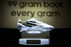 adidas Introduces the 3.5 oz adizero F50 Boot. Futbol ... 60e0ec7e0fd5f