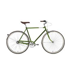 Du suchst ein klassisches, zeitloses Rad dass du jeden Tag mit Freude fahren willst? Dann ist der Caferacer genau das Richtige!   Rahmenhöhe: 60,5cm Farbe: green