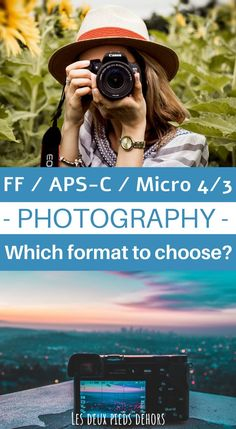 In this article a bit more technical than usual, we talk about camera sensors and explain to you how they influence your pictures, how to choose them and what sensor size to choose? Camera Sensor Size, Technique Photo, Photo Voyage, Lightroom Tutorial, Camera Hacks, Belle Photo, Photo Editing, Learn Photography, Important