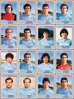 1986 87 il Napoli del primo scudetto 28 anni fa