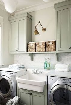 Basement Laundry Room Decorations Ideas And Tips 2018 Small laundry room ideas Laundry room decor Laundry room makeover Farmhouse laundry room Laundry room cabinets Laundry room storage Box Rack Home Laundry Room Remodel, Laundry Room Cabinets, Basement Laundry, Small Laundry Rooms, Farmhouse Kitchen Cabinets, Laundry Room Organization, Laundry Room Design, Kitchen Cabinet Design, Laundry Closet