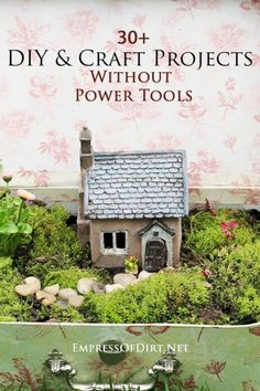 30+ Creative DIY & Craft Projects Without Power Tools: Unplugged Creativity