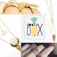 @DEUXBOX Items! Pls click link below Pls Follow and Share My Second Closet : @deuxbox Deux Box Jewelry Rings