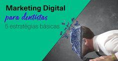 Há algumas técnicas básicas de marketing digital que os dentistas e clínicas podem integrar no seu plano para atrair mais pacientes e saber retê-los. https://designportugal.net/marketing-digital-dentistas-5-estrategias-basicas/