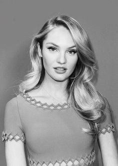I want to be Candice Swanepoel