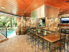 #Nsync #JoeyFatone's Orlando Home: Grotto & Sushi Bar>> http://www.frontdoor.com/photos/tour-joey-fatones-orlando-home-for-sale?soc=pinterest