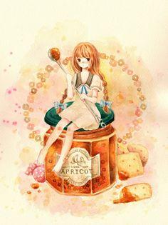 Apricot Jam  たくさんのきらきらな粒を召し上がれ