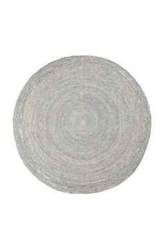 Grey Jute Rug - Rugs - French Connection