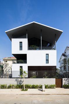 Casa flotante,© Hiroyuki Oki