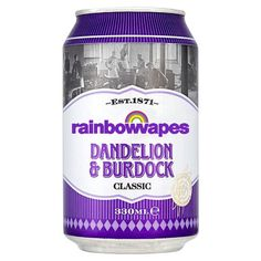 Dandilion and burdock flavor eliquid