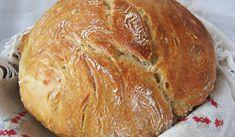 Dagasztás nélküli kenyér Looks good when translated! My Recipes, Vegan Recipes, Cooking Recipes, How To Make Bread, Food To Make, Food Plus, Romanian Food, Bread Bun, Hungarian Recipes