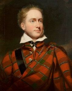 18th century clothing 18th century scottish clothing history via earl of caithness half length in highland dress posters art prints by sir john watson gordon p fandeluxe Images
