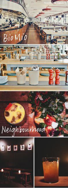 Where to Eat - Restaurants in Vesterbro Copenhagen - BioMio & Neighbourhood | Scandinavia Standard