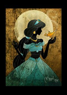 Aladín, Jasmine