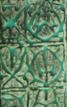 Nils Thorsson for Danish ceramics manufacturer Royal Copenhagen. Shape Patterns, Textures Patterns, Ceramic Manufacturer, Royal Copenhagen, Pottery Ideas, Small Things, Danish, Mid Century, Turquoise