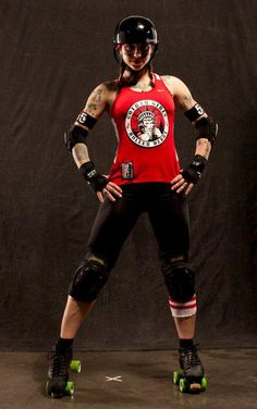 Suzy Hotrod - Gotham Girls All Stars