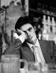 Alain Delon ~ Check out for more pins… Classic Hollywood, Old Hollywood, The Body Shop, The Wombats, Interview, Bath Body Works, Shall We Date, Actors, Wiccan