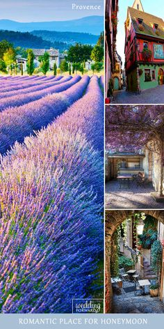 Honeymoon In France - Paris & The South Of France ❤ See more: http://www.weddingforward.com/honeymoon-france/ #weddings #honeymoon