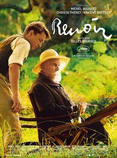 Renoir > Site officiel VF  -   Un film de Gilles Bourdos avec Michel Bouquet, Vincent Rottiers, Christa Théret, Thomas Doret, Michèle Gleizer,