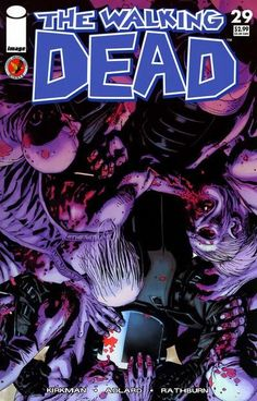 The Walking Dead Issue No. 29