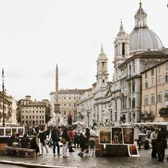 Rome's best walking tours.