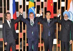 BRIC countries oppose ban on Putin attending G20 Summit