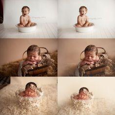 Wall to Floor Fade Photoshop Tutorial - dna photography | wny newborn & family photographer | maternity | newborn | baby portraits | east am...