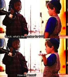 Little Rascals. Hehehe one of my favorites
