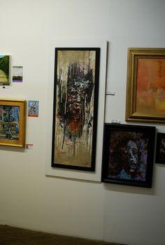 Cincinnati-based Fine Artist Jeff Johns showing at the Pendleton Art Center