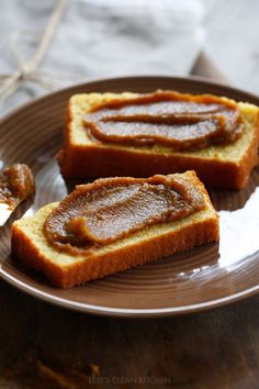 Slow Cooker Pumpkin Butter | Lexi's Clean Kitchen