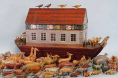 Noahs Ark ~ I would love to have this piece!!!