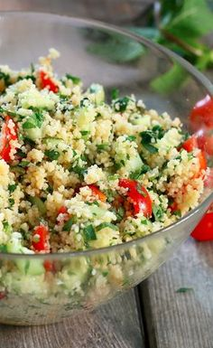 Diabetic meals 618822805024637836 - Taboulé Source by mmpbescond Chickpea Recipes, Vegetarian Recipes, Cooking Recipes, Healthy Recipes, Summer Recipes, Love Food, Salad Recipes, Entrees, Food And Drink