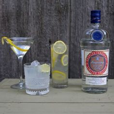 Old Tom Gin: perfect drinks for the Shore...or just about anywhere in The South!!!