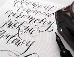 "Check out new work on my @Behance portfolio: ""Handmade inks"" http://be.net/gallery/44657441/Handmade-inks"