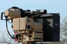 automated gatling gun