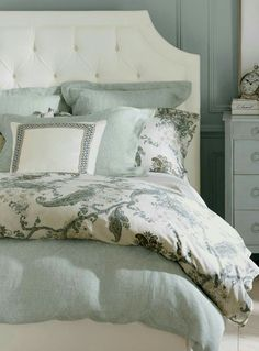 Allison Bed- Ethan Allen can get while bed or just headboard (must by rails to go with)